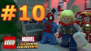 lego marvel super heroes walkthrough level 10 that sinking