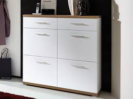Simms White Modern Shoe Cabinet by Contemporary Shoe Rack Designs Home Design U0026 Architecture