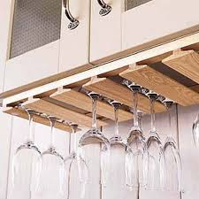 Under Cabinet Stemware Rack Uk by 26 Diy Wine And Glass Racks Guide Patterns
