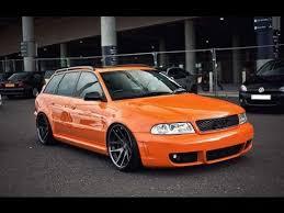 Audi A4 B5 Avant Tuning WOW