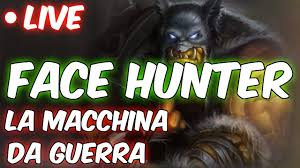 Hunter Hearthstone Deck Kft by Test Face Hunter Hearthstone Ita Youtube