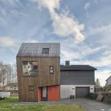 100 Houses In Norway Asymmetric Modern House In For A Family Of Four