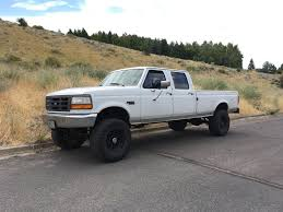 92-97 Ford F-250/350 4x4 2