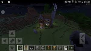 redstone house 2 map for minecraft pe 0 14 0