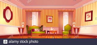 viktorianisches wohnzimmer stockfotos und bilder kaufen alamy