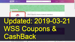 Wss Top Coupons & Promo Codes Advance Healthcare Coupon Codes Krazy Lady Black Friday Cvs Alamo Car Rental Home Goods Printable Coupons That Are Obssed Bowmans Note Coupon Codes June 122 Sneaker Release Donovan Mitchell X Adidas Don Issue 1 Mobile App Hibbett Sports Uk Shirts Dreamworks Store Clothes News