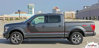 100 Special Edition Ford Trucks SIDELINE F150 Stripes Appearance Package