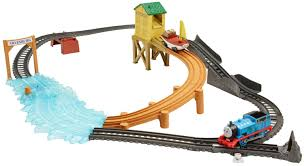 Tidmouth Shed Deluxe Set by Image Trackmaster Revolution Prototypetreasurechaseset2 Jpg