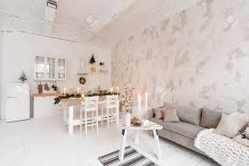 100 What Is A Loft Style Apartment Partment Large Spacious Living Room With Dining Stock