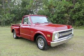 100 1969 Chevy Trucks Chevrolet C10 StepSide ShortBed C10 Pickup Truck Call Now