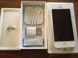 Brand New discount apple iphone 5 16gb White factory unlocked F