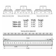 Full Image For Compact 6 Fluorescent Light Fixture 105 Inch T