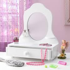 Kidkraft Deluxe Vanity And Chair Set by Kids Bedroom Vanities Kidkraft
