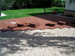 rubberific paver installation pavers home depot sidewalk paving