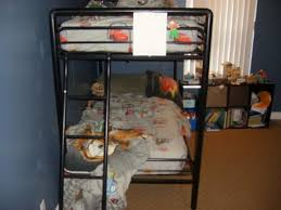 Wal Mart Bunk Beds by Dorel Dhp Twin Over Twin Metal Bunk Bed Multiple Colors Walmart Com