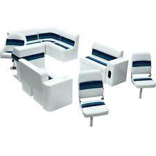 Crest Pontoon Captains Chair by Pontoon Seats Ebay