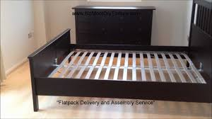 Ikea Trysil Dresser Hack by Ikea King Size Bed Frame Malm Storage Bed Blackbrown Queen Ikea