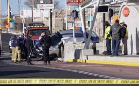 APD: 1 Person Dead After Crash At Yucca ART Station | Albuquerque ... Rcyme Lifer Tour Tickets Calvary Alburque 6 Arrested In Walmart Safe Heist Road Rage Shooting Suspect Tony Torrez Confses To Two Female Police Department Officers Were On A Mission 9 Best Mobile Mechanics Nm Book Online Denver Man Uses Onstar App Track Stolen Truck Chase Down Used Cars Trucks That Car Place Fire Twitter This Am Afd Responded Nw House Cop Who Shot Fellow Officer I Didnt Know It Was You Movers Tucson Az Two Men And A Truck
