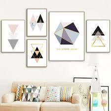 gold blatt leinwand poster kunst wand bild wohnzimmer home