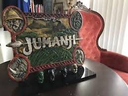 Jumanji Board Game Prop Replica With Pieces