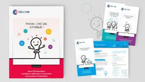 chambre de commerce de lyon création charte innovation cci de lyon charte innovation book