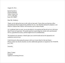 Business Letter Proposal Format 32 Sample Business Proposal Letters