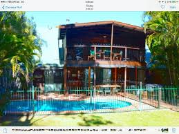 100 Absolute Beach Front Our BaliHouse Holiday Home Toogoom
