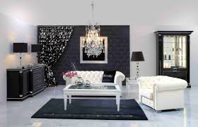 home design collection black and silver living room ideas