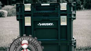 100 Husky Truck Tool Box Review 22 Inch Connect Rolling System REVIEW 230381 YouTube
