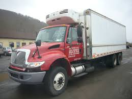 100 24 Box Truck For Sale 2009 International 4400SBA Tandem Axle Refrigerated For