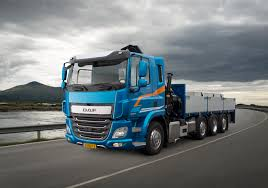 New CF And XF Multi Axle Trucks Available - Countries DAF