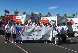 U-Haul Support Showcased At 2017 Veterans Day Parade In NYC - My U ...