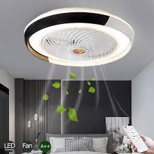 led beleuchtung und fernbedienung leise ventilator