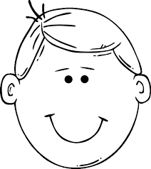 Coloring Pages Online Boy Fresh In Minimalist Picture Page