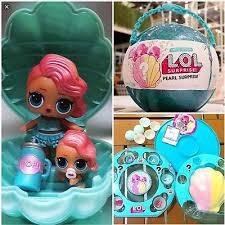 Lol Dolls Mermaid 124 Best Surprises