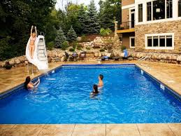 Used Pool Water Slides For Sale