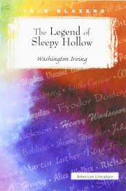 The Haunted Pumpkin Of Sleepy Hollow Soundtrack by The Legend Of Sleepy Hollow Trail Blazers Washington Irving