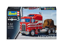 Kenworth Aerodyne - Revell | Car-model-kit.com Revell Peterbilt 359 Cventional Tractor Semi Truck Plastic Model Free 2017 Ford F150 Raptor Models In Detroit Photo Image Gallery Revell 124 07452 Manschlingmann Hlf 20 Varus 4x4 Kit 125 07402 Kenworth W900 Wrecker Garbage Junior Hobbycraft 1977 Gmc Kit857220 Iveco Stralis Amazoncouk Toys Games Trailer Acdc Limited Edition Gift Set Truck Trailer Amazoncom 41 Chevy Pickup Scale 1980 Jeep Honcho Ice Patrol 7224 Ebay Aerodyne Carmodelkitcom