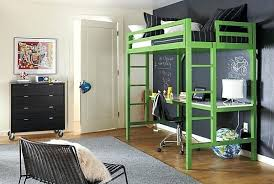 bureau superposé chambre fille avec lit superpose idee lit mezzanine avec bureau 7