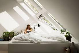 schlafzimmer richtig lüften velux magazin