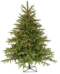 Amazoncom Barcana 45Foot Alaskan Deluxe Fir Christmas Tree With