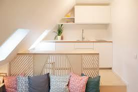 100 Attic Apartments Incredible Transformation Of A Tiny Studio In Paris