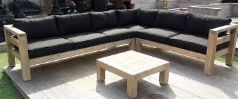 canape d angle bois bcdesignwood canapé d angle en bois de promo salon bcdesignwood