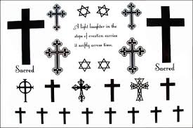 Simple Cross Tattoo Designs For Girls T