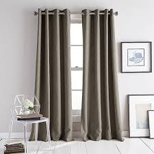 Boscovs Blackout Curtains by Dkny Avenue Jacquard Grommet Panel Boscov U0027s