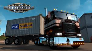 American Truck Simulator - Freightliner FLB/20ft Container - Quick Trip Humitarian Help 20ft 121x Trailer Euro Truck Simulator 2 Mods 20ft Suppliers And Manufacturers At Alibacom Container Carry Flatbed Twist Lock 30 Ton Low Semi For Sale Buy Trailer For Used Ta Lpt 1109 Online Product Id Mig Sales Home Facebook China 240ft Trailersemi Full 3 Axles American Mod Ats Matson Container Photos As Promised Fit In Mattrses Trucking Pinterest Factory Price 40ft Trailerflatbed Trailer40ft Shipping Sale40ft Trailershipping 2012 Mercedes Atego 816 Grp Box Body