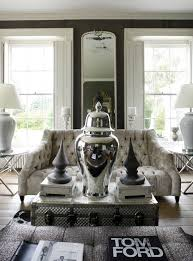 Taupe And Black Living Room Ideas by Gray Velvet Sofa Contemporary Living Room Kendall Wilkinson