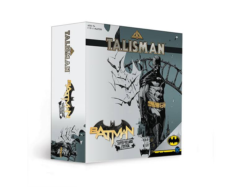 Talisman Batman Board Game [Super-Villains Edition]