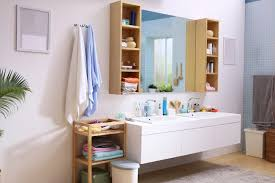 befestigung anbringen montage badmöbel spiegelschrank