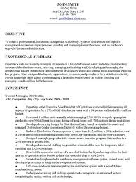 Generic Objectives For Resumes General Resume Objective Customer Service Samples Any